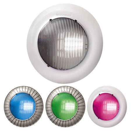 - Hayward Universal ColorLogic Multi 12V 10 Color LED Pool Light with 50 Ft Cord