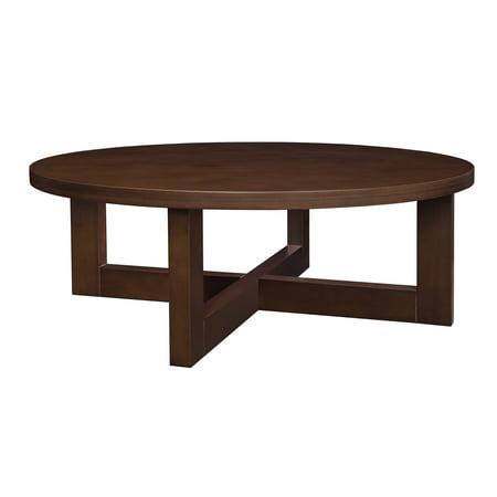Regency 37 Round Coffee Table Walmart Com