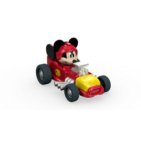 Mickey Mean Machines - Disney Mickey and the Roadster Racers Mickey's Hot Rod