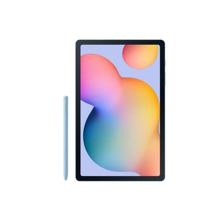 SAMSUNG Galaxy Tab S6 Lite 128GB Angora Blue (Wi-Fi) S Pen Included - SM-P610NZBEXAR