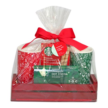 Starbucks Hot Cocoa for Two Gift Set
