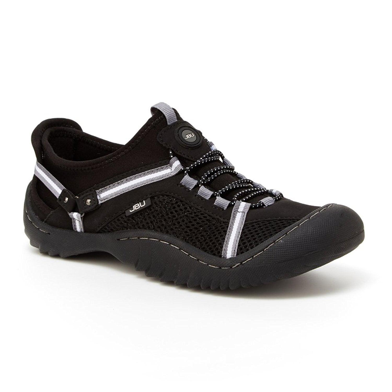 JBU Womens Tahoe Max Low Top Slip On Walking Shoes
