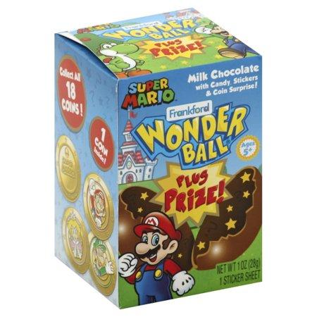 Frankford Candy Frankford Wonder Ball 1 Ea Walmart Com