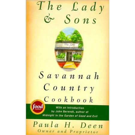 Paula H. Deen The Lady & Sons Savannah Country Cookbook - Paula Deen Halloween Desserts