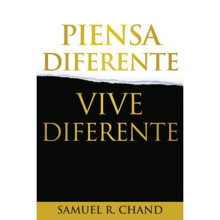 Piensa diferente, vive diferente (Vine Legs)