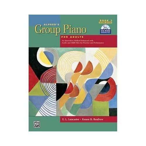 Alfred's Group Piano for Adults: Book 2
