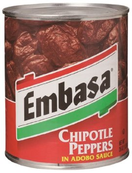 12 PACKS : Embasa Chipotle Peppers by