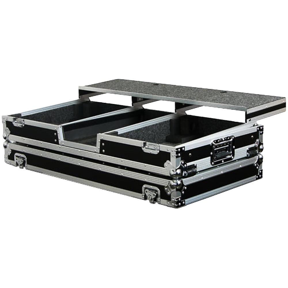 """Odyssey FZGSPBM10W Remixer Turntable DJ Coffin Case 10"""" by Odyssey"""