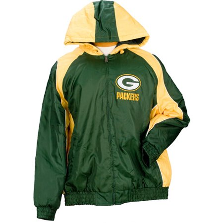 NFL - NFL - Men's Green Bay Packers Winter Coat - Walmart.com