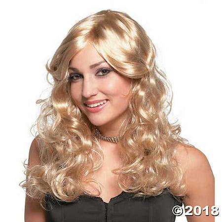 Blonde Jessica Wig (Jessica Soho Halloween)