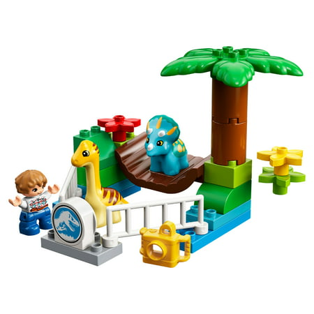 LEGO DUPLO Jurassic World Gentle Giants Petting Zoo 10879