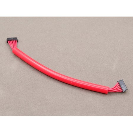 Integy RC Toy Model Hop-ups OBM-EA-001-120R Brushless Motor Sensor Cable (120mm Red)