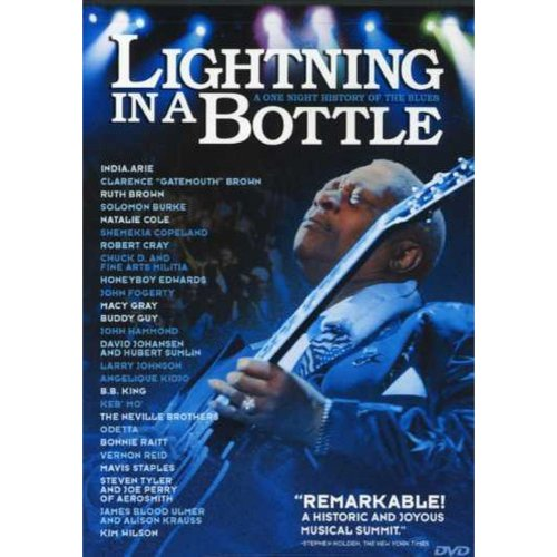 Lightning In A Bottle: A One Night History Of The Blues (Widescreen)