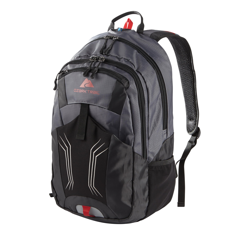 Ozark Trail 25L Stillwater Hyderation-Compatible Backpack