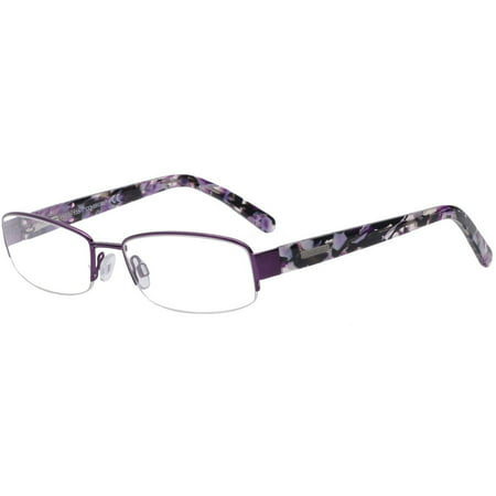 3c94694b1c5a COVERGIRL Women's Optical Eyeglass Frames, Violet - Walmart.com