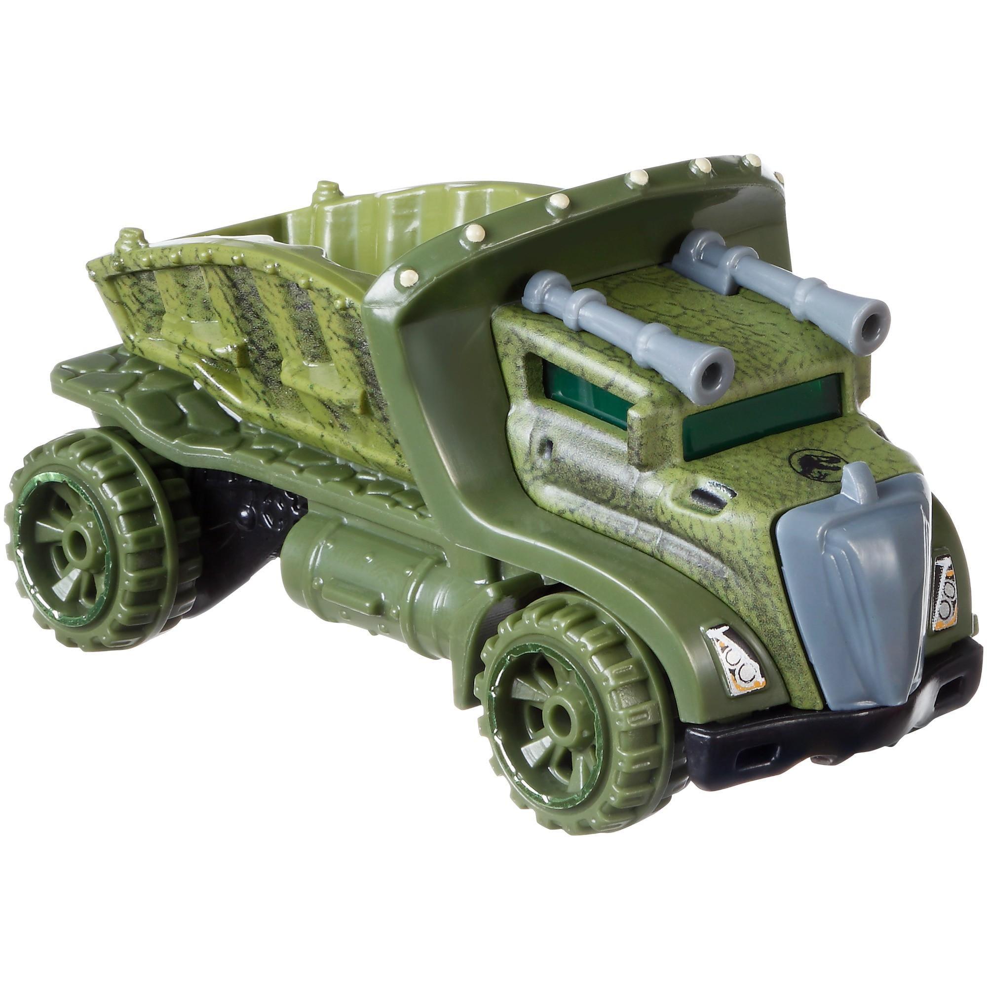 Hot Wheels Jurassic World Triceratops Vehicle by Mattel