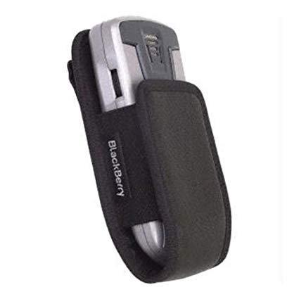 OEM BlackBerry Sleeper Case Pouch for 7100, 7105, 7130, 7130c - Black