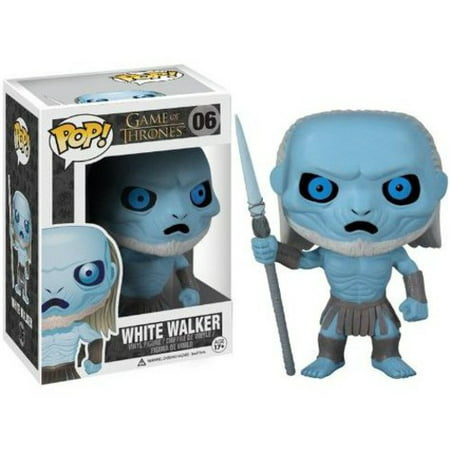 Funko Pop  Television  Game Of Thrones   White Walker