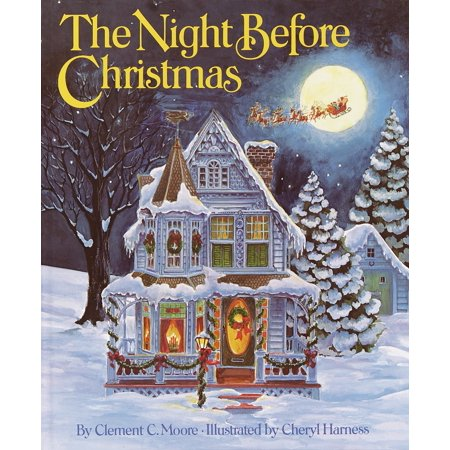 The Night Before Christmas - Night Before Christmas This Is Halloween Lyrics