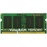 Kingston ValueRAM 2GB DDR3 1333 MHz Non-ECC Unbuffered 204-pin SoDIMM Memory