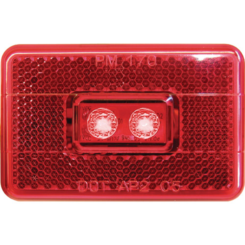 Anderson LED Clearance/Side Marker Light Kit with Reflex