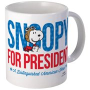 CafePress Snoopy American Hero Mugs Unique Coffee Mug, Coffee Cup CafePress by