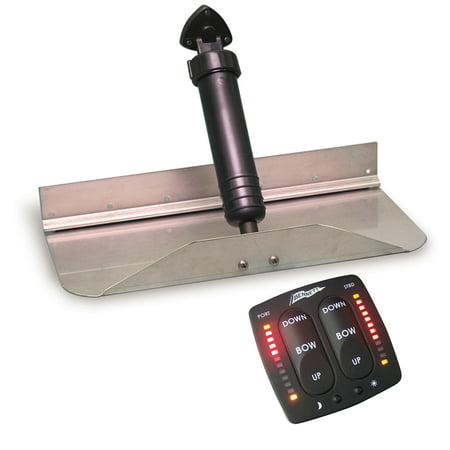 BENNETT TRIM TABS 12 X 9 W/ ELECTRONIC INDICATOR CONTROL