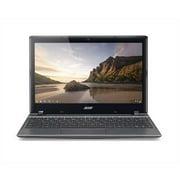 Refurbished Acer C710-2834 11.6-Inch Chromebook (Iron Gray)