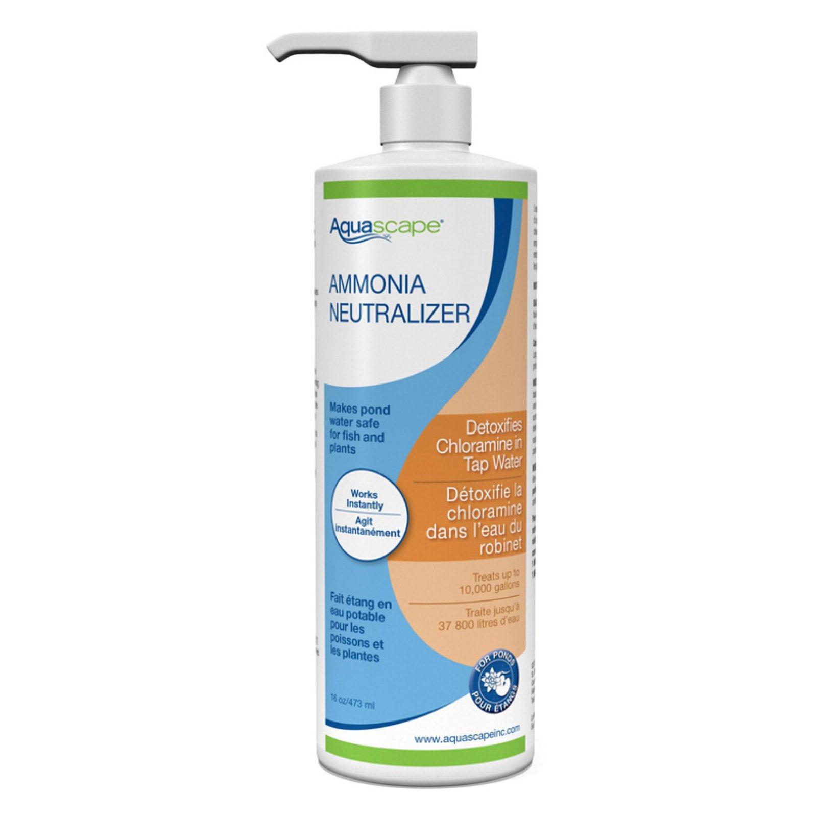 Aquascape Ammonia Neutralizer