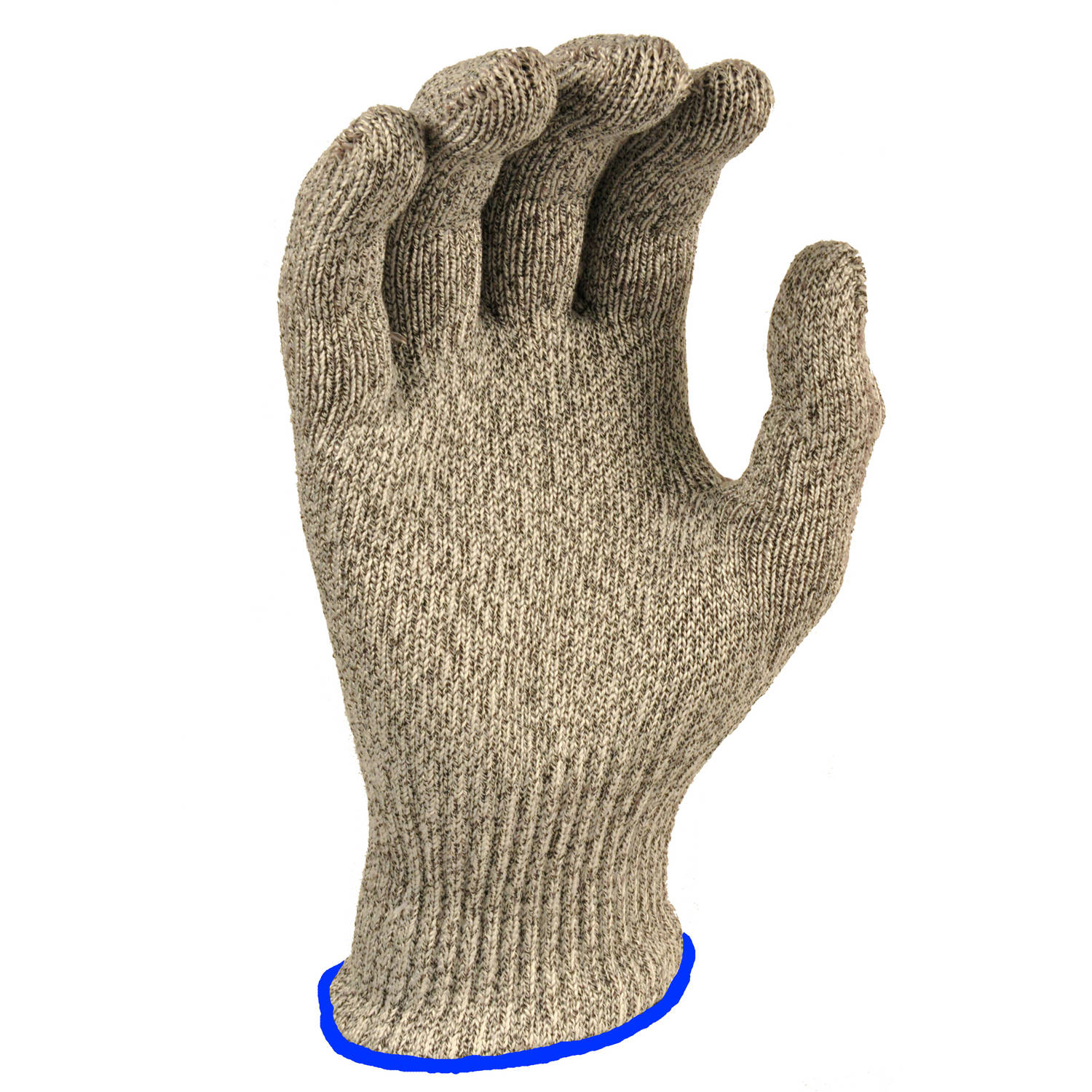 G & F CUTShield Classic Kitchen Cut-Resistant Gloves, Food Contact Safe, Gray, Medium
