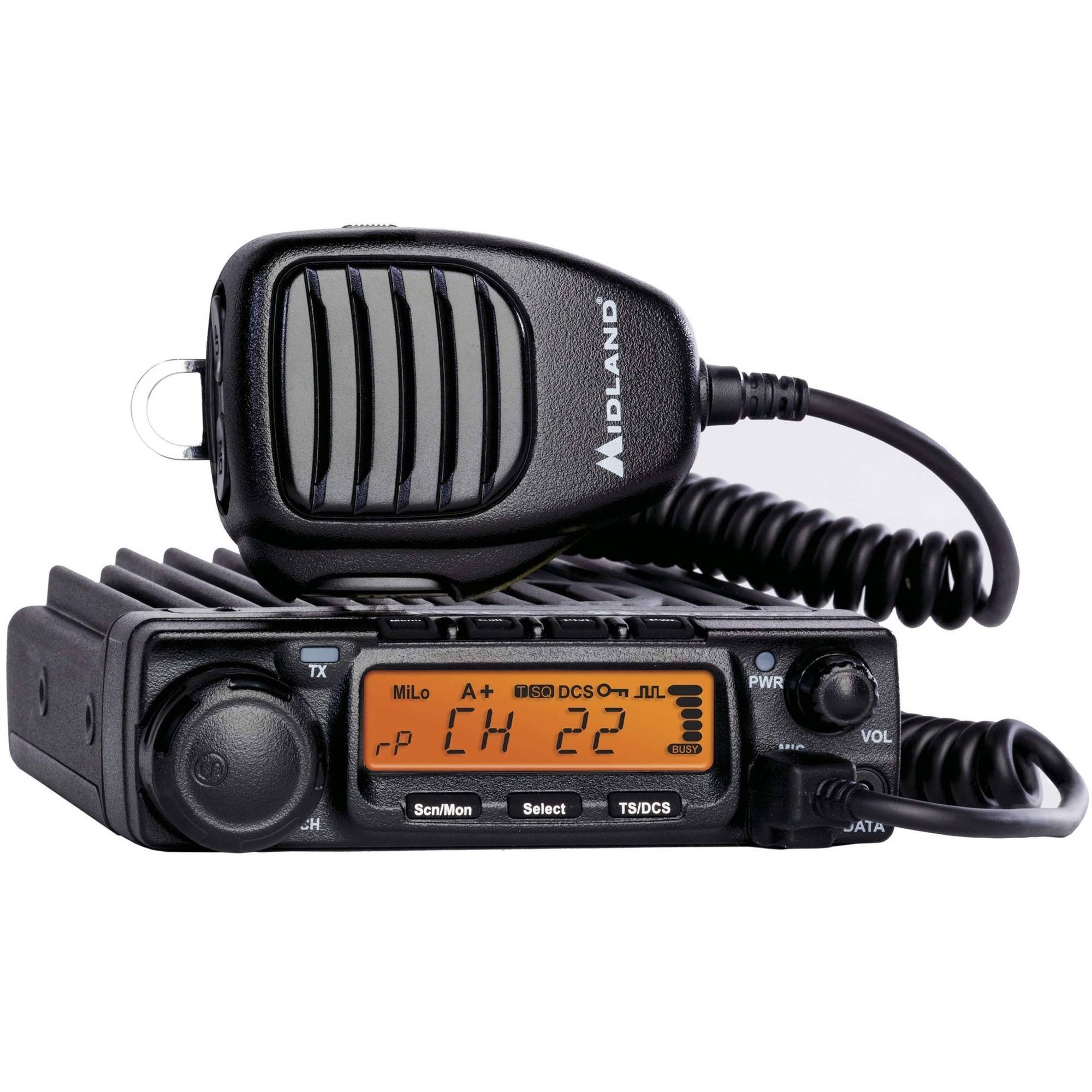 Midland MXT400 MicroMobile Two-Way Radio by Midland