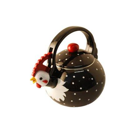 Whistling Rooster Tea Kettle ()