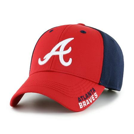 Brave Cap (MLB Atlanta Braves Completion Adjustable Cap/Hat by Fan)