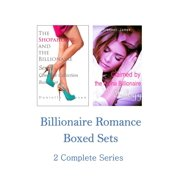 Billionaire Romance Boxed Sets: The Shopaholic and the BillionaireClaimed by the Alpha Billionaire - eBook
