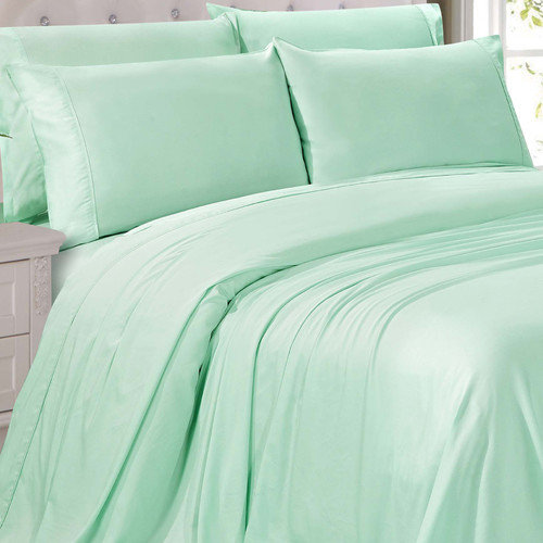 Cathay Home, Inc Roulier 300 Thread Count Sheet Set