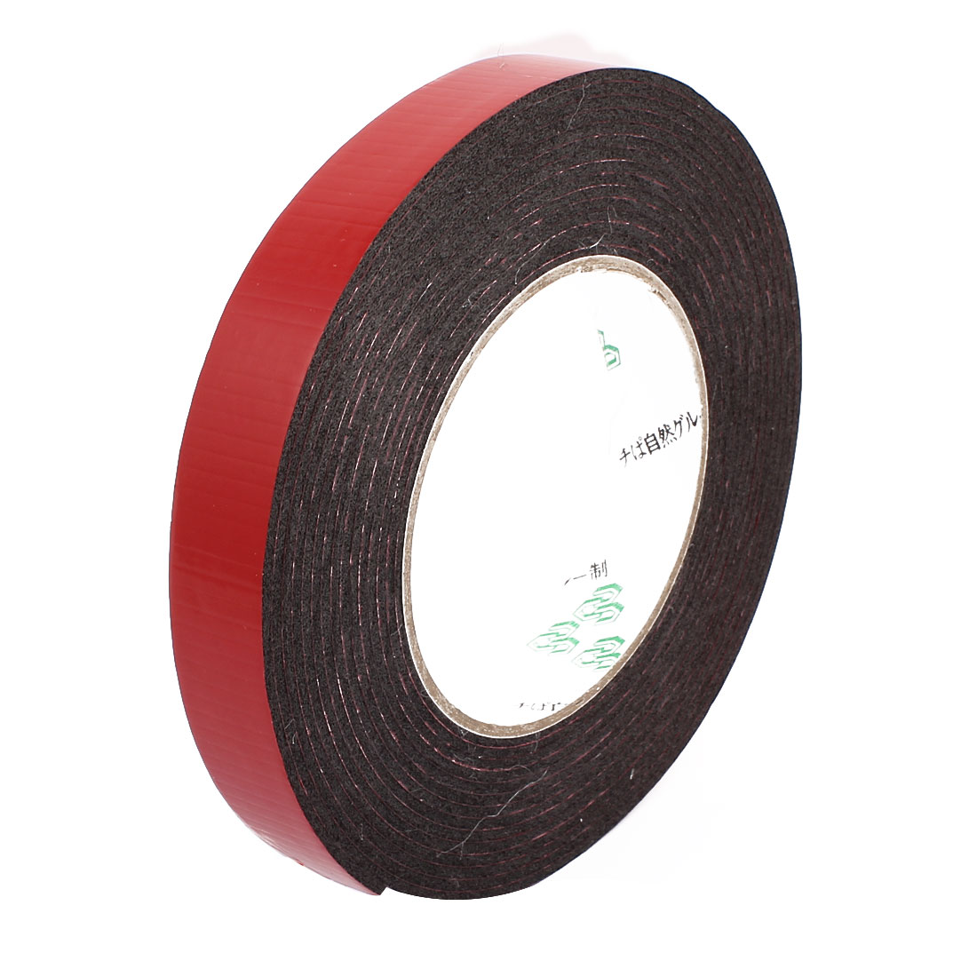 20mm x 1mm Car Double sided Self Adhesive Shockproof Foam Tape 5 Meters Length