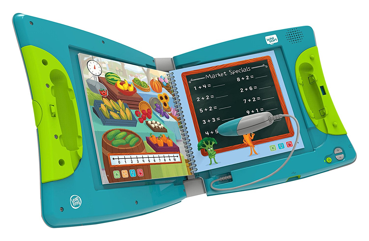 LeapFrog LeapStart Interactive Learning System for Kindergarten & 1st Grade by