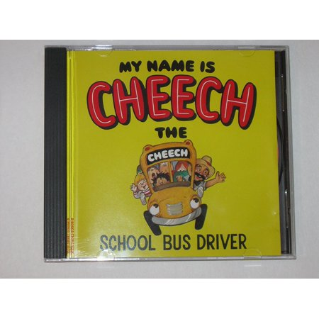 My Name is Cheech the School Bus Driver By Cheech Marin Format Audio CD Ship from