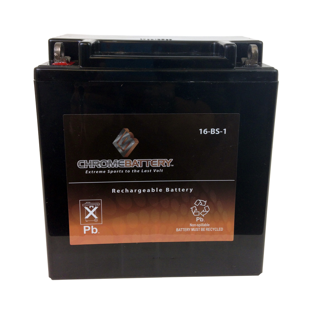 YTX16-BS-1 Motorcycle Battery for Suzuki 1500cc VL1500 Intruder C90 T 2002