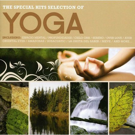 Yoga - Yoga [CD]