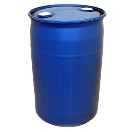Valley Food Storage 30 Gallon Water Barrel or Drum for 1 Person for 30 Days BPA Free