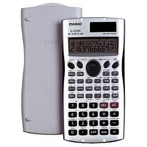 Casio FX-115MSPLUS Scientific Calculator - 279 Functions - Auto Power Off - 2 Line(s) - 10 Digits - Battery/Solar Powere
