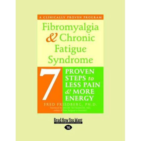Fibromyalgia And Chronic Fatigue Syndrome  Large Print 16Pt