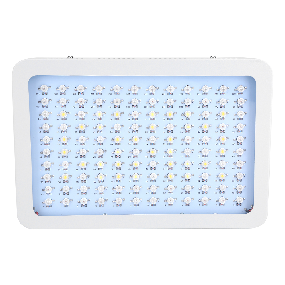 LED Grow Light, 1200W Full Spectrum Indoor Grow Lights For Medicinal Plants Veg&Flower in Greenhouse Tent Plant