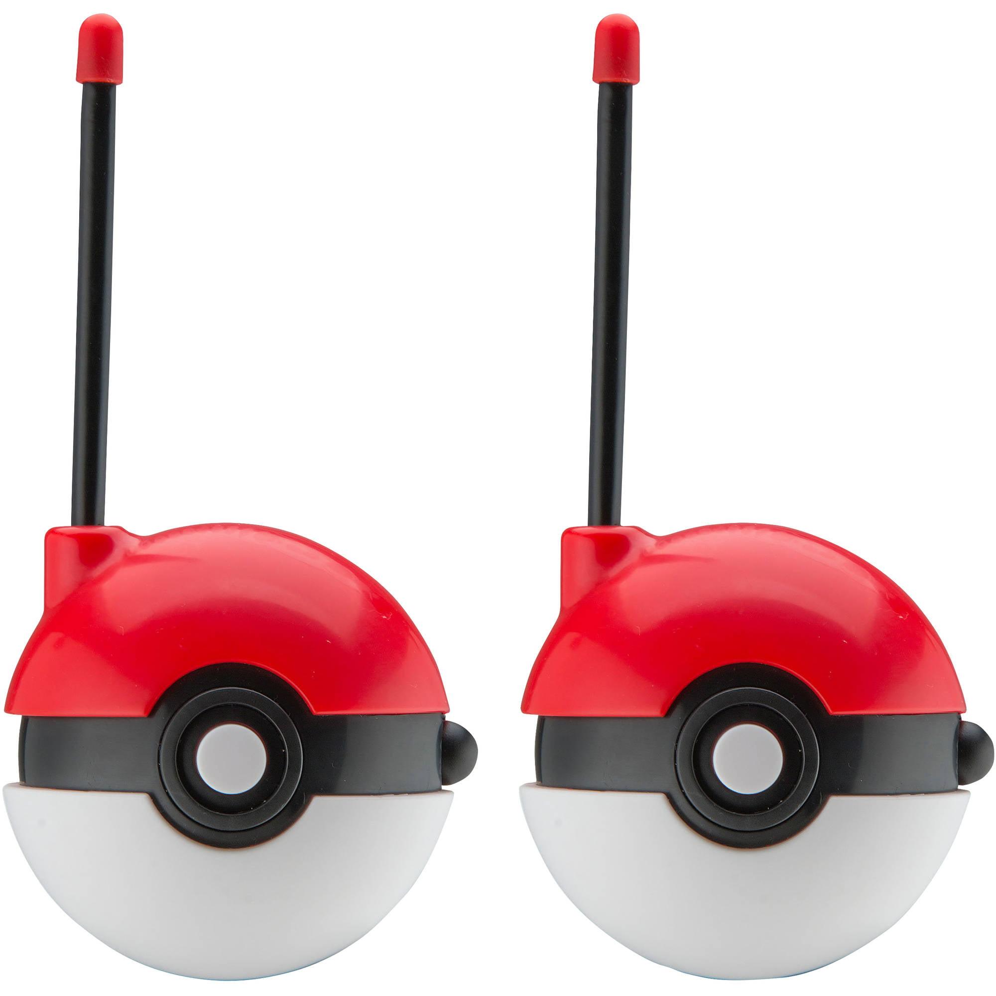 Pokemon Character Short-Range Walkie Talkies