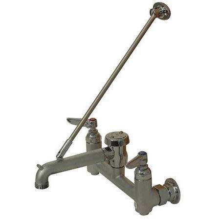 Advance Tabco 6 5 39 39 Wall Mount Mop Sink Faucet