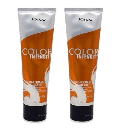 Joico Vero K-Pak Intensity Semi Permanent Hair Color, Orange 4 Oz 2