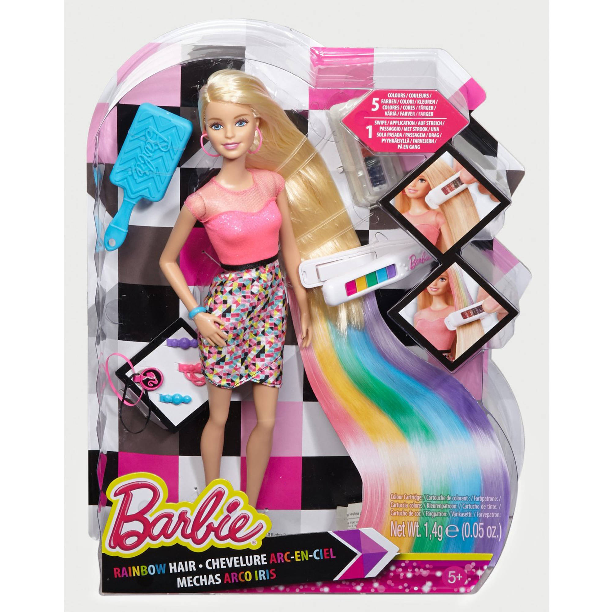 Barbie Hair Color Change Doll Photos Barbie Collections