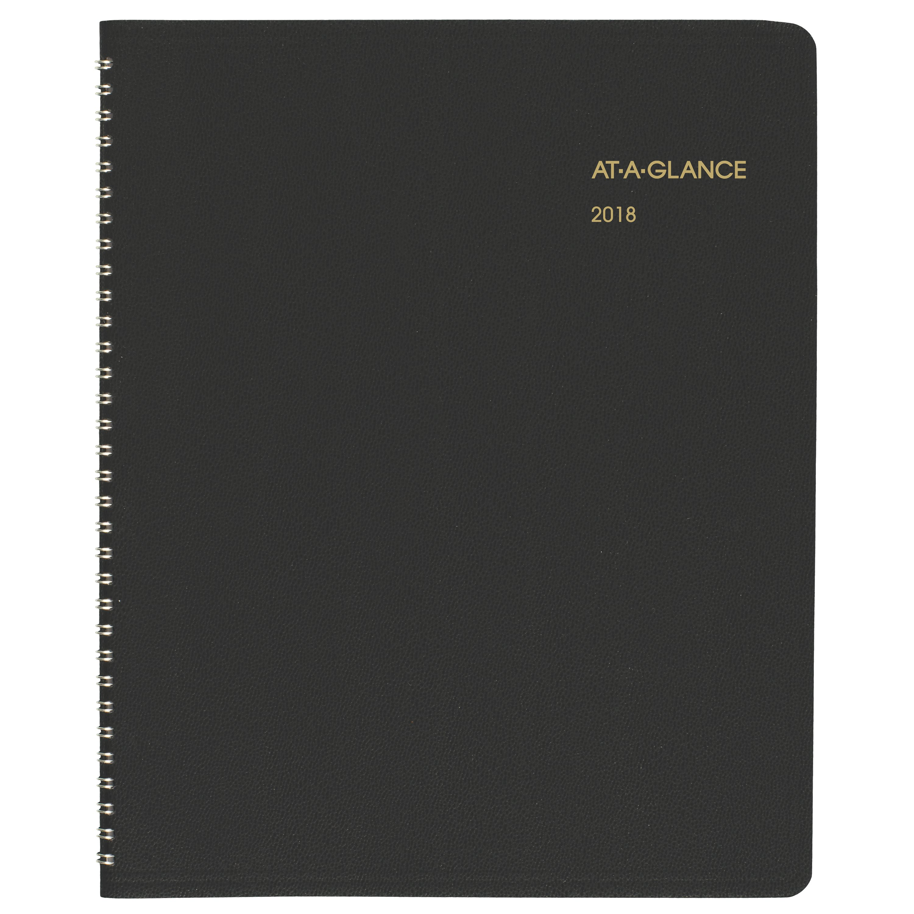 """2018 AT-A-GLANCE Monthly Planner, 15 Months, January Start, 8 7 8"""" x 11\ by ACCO BRANDS"""