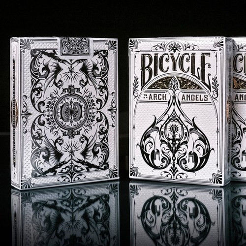 1 Deck Bicycle Archangels Standard Poker Playing Cards Arch Angels